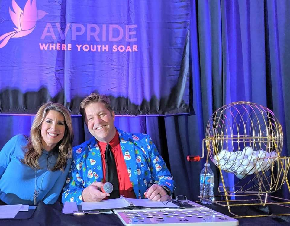 AV Pride Fundraiser with Cheryl Preheim